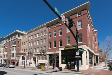 1201 North Charles Street Apartments in Baltimore