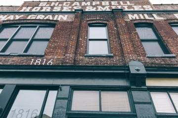 The Lofts at Franklin facade