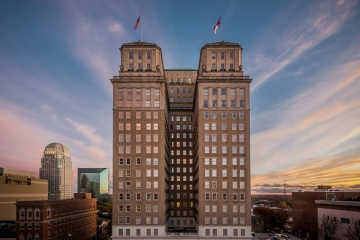 PMC Property Group's Nissen Building Apartments in Winston-Salem, NC