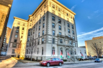 Cecil Apartments Baltimore, Maryland PMC Property Group