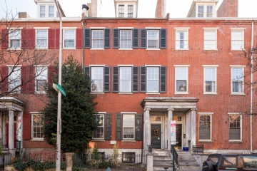 916 Spruce facade
