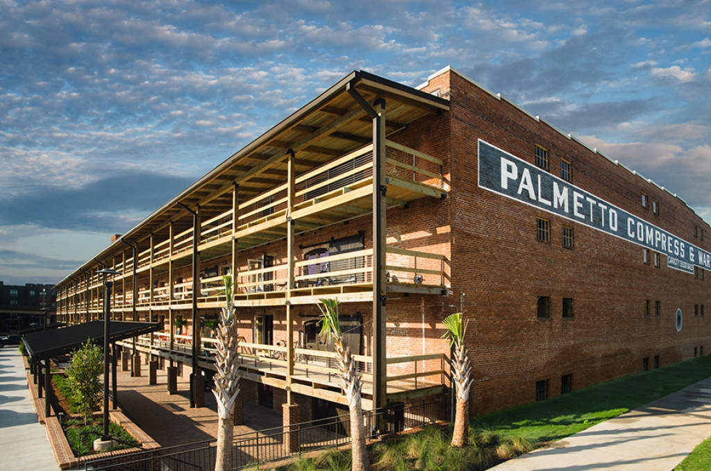 The Apartments At Palmetto Compress