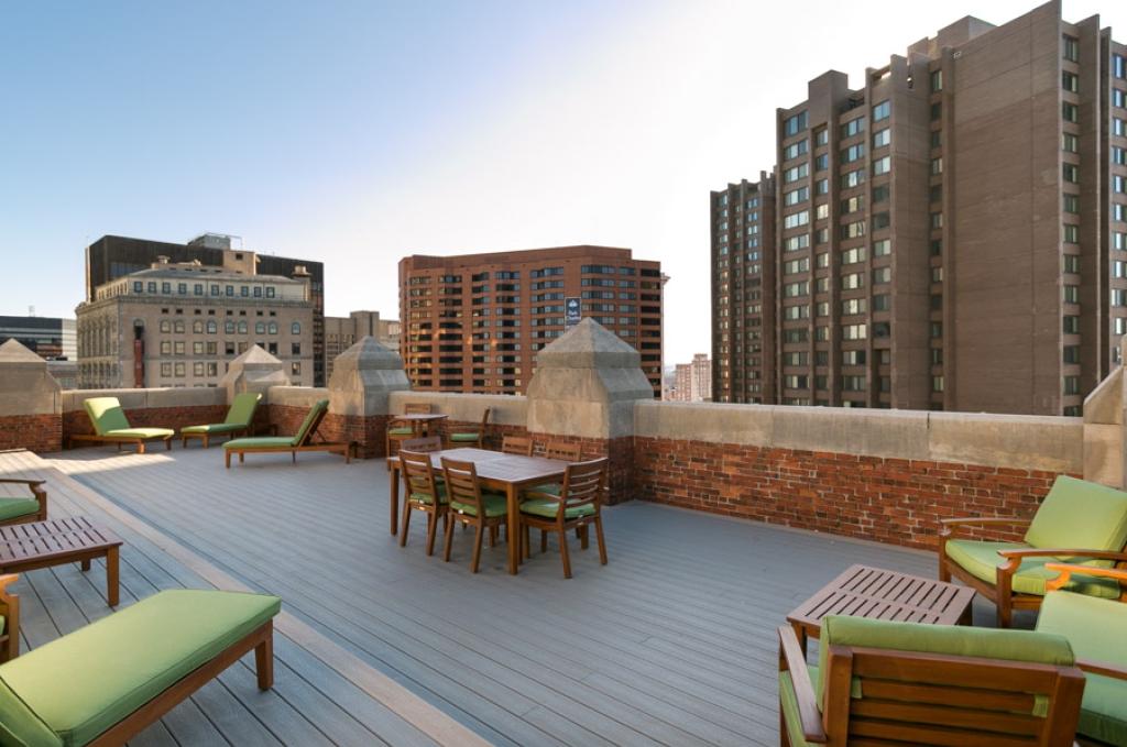 Park Charles Apartments Baltimore