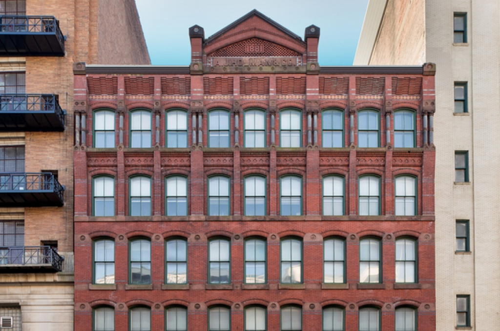 1222 Arch Street In Philadelphia Pa Pmc Property Group