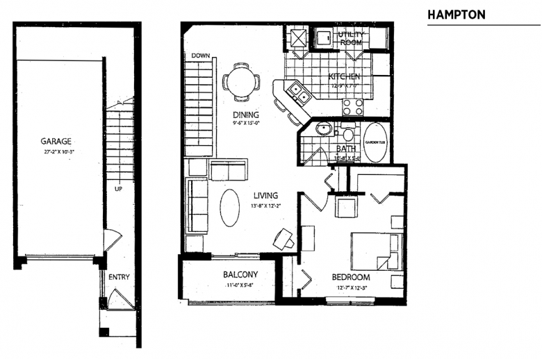 EAS Sample 1BR floorplan_Hampton