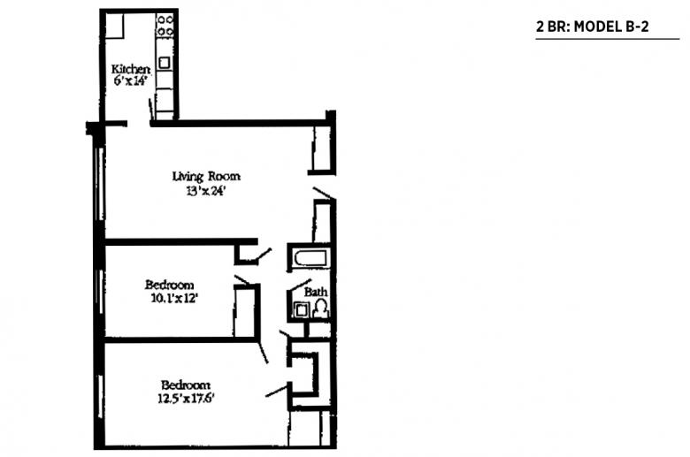 Kenmawr_floorplan_2BR_B2