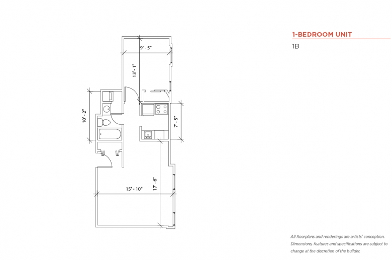Colonial apartments floor plans for Tk homes floor plans