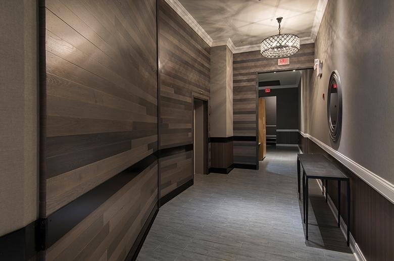 1222 Arch Street lobby
