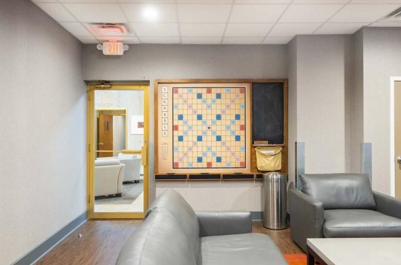 3600 West Broad furnished lounge