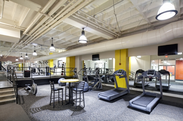 3600 West Broad fitness facility