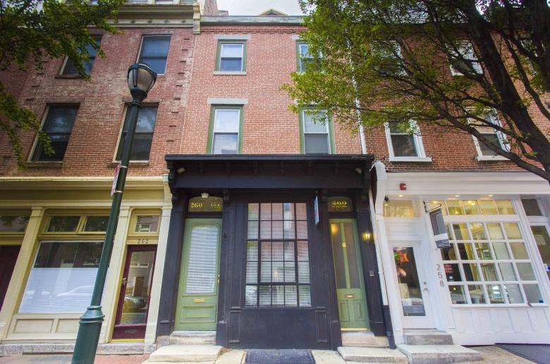 260 South 11th Street facade