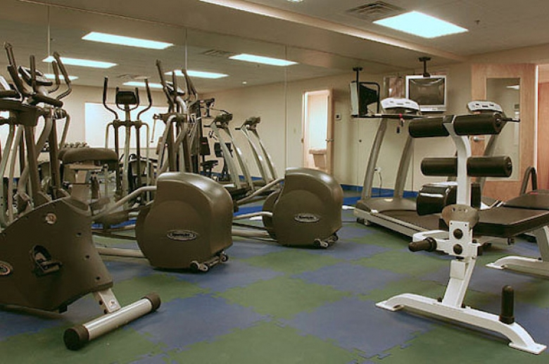 Kenmawr gym