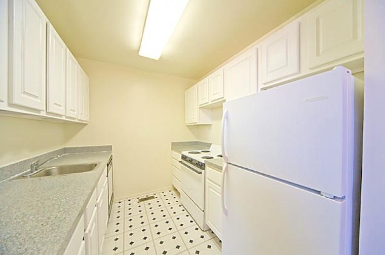 Liberty View kitchen