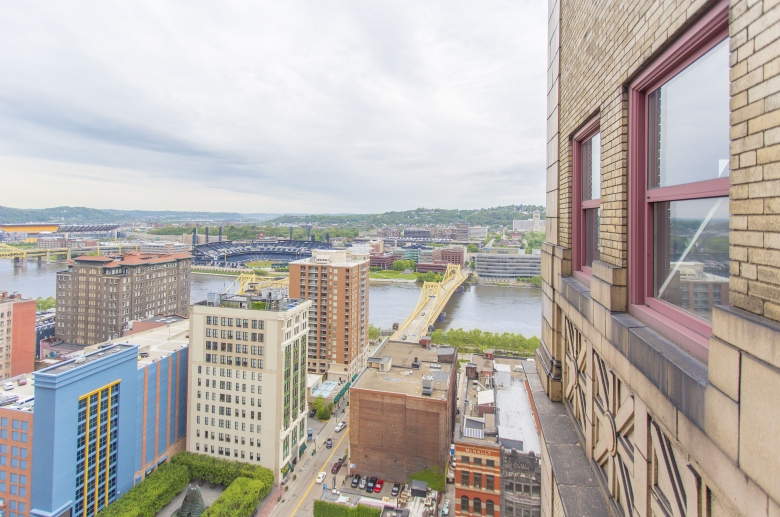 Ideal Pittsburgh location