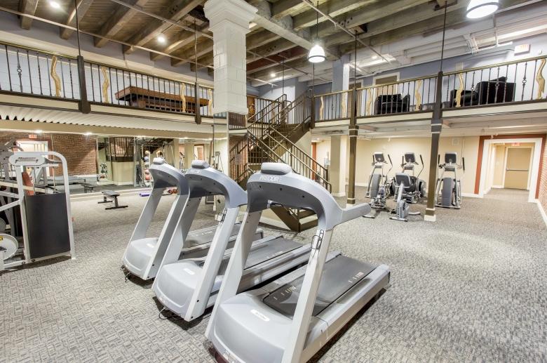 Penn Garrison fitness equipment