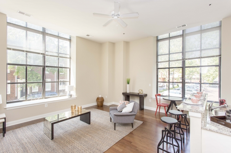 2100 Parkway flexible living space