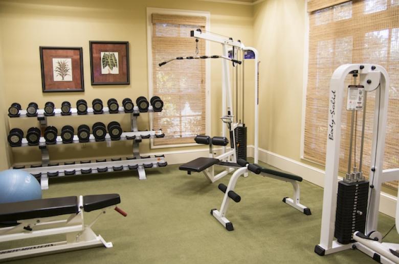 Windsor Club fitness center_3