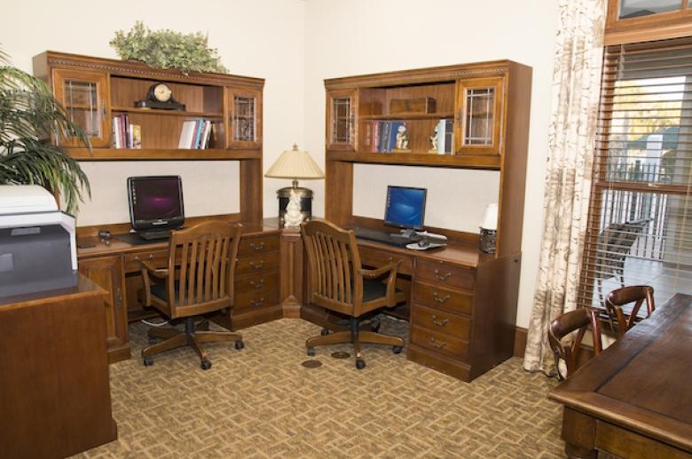 Windsor Club meeting room