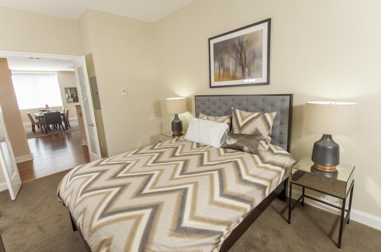 3600 West Broad bedroom