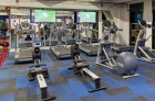 The Residences at The R. J. Reynolds Building fitness center