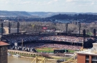 Residents enjoy rooftop views of baseball games at PNC Park
