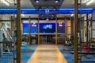 Fully-equipped resident fitness center