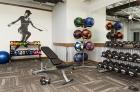 Strength training equipment