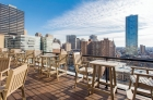 North resident roof deck