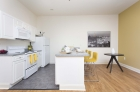 University Apartments kitchens
