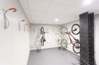 Resident bike storage at 1600 Walnut