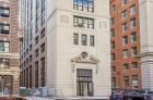 The high-rise historic 26 Calvert Street Apartments