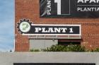 Plant 1 exterior