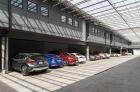 Plant 1 indoor parking