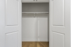 Oversized closets