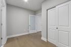 Bedroom and closet 1300 Chestnut Street