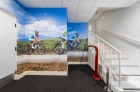 Kensington Court bike storage