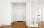 The Vida's french doors