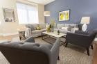 3600 West Broad living room