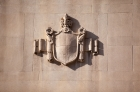 Embassy architectural detail