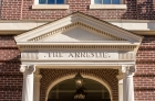 1201 N. Charles front entrance