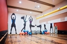 Complimentary fitness center